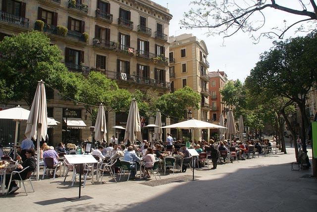 Hvor skal man bo i Barcelona