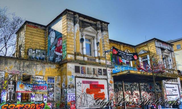 Hvor skal man bo i Hamburg - Karolinervirtel eller Sternschanze
