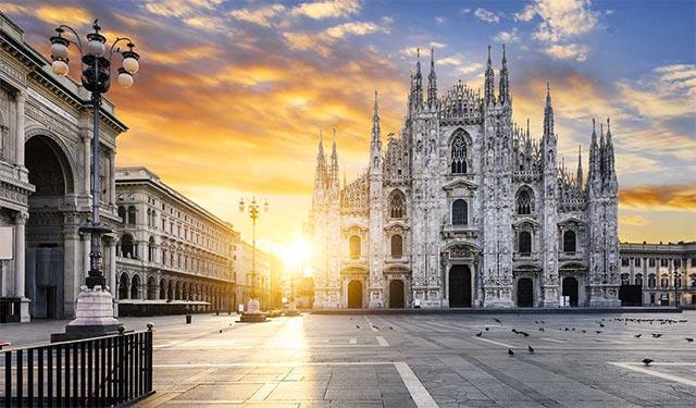 Hvor bør man bo i Milano